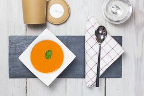 Ingwer Möhren Suppe