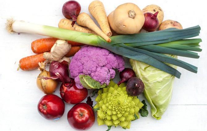 vergessene Gemüsesorten