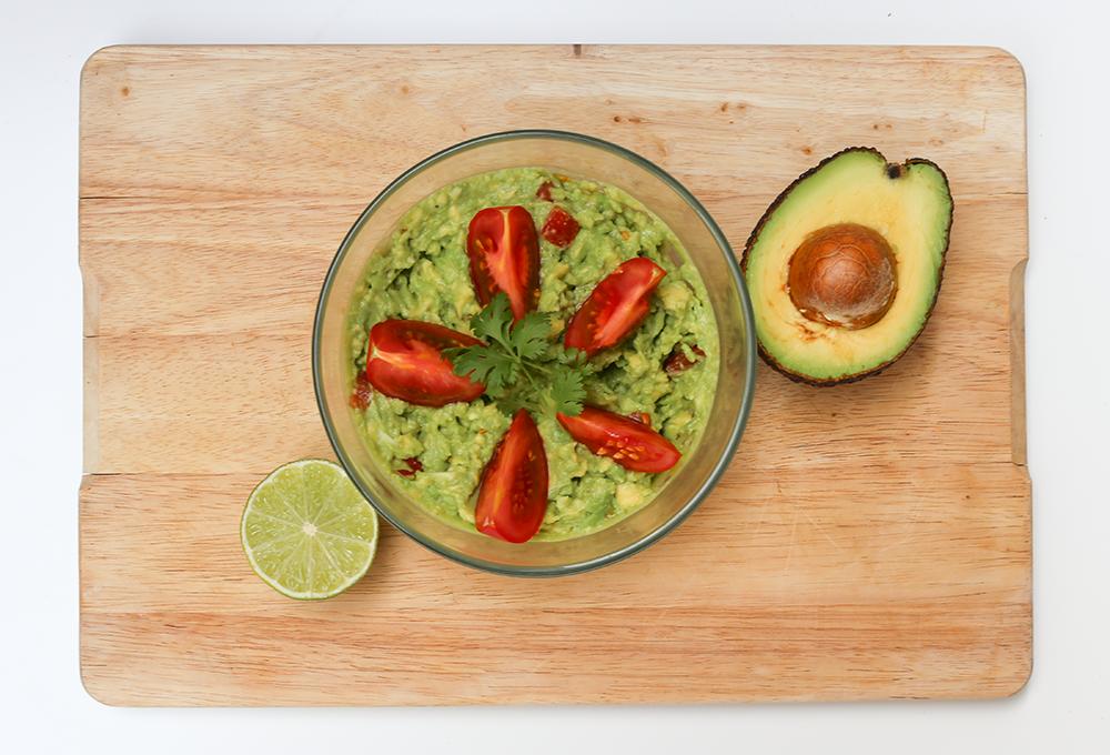 avocado würzen