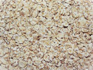 Granola: Haferflocken