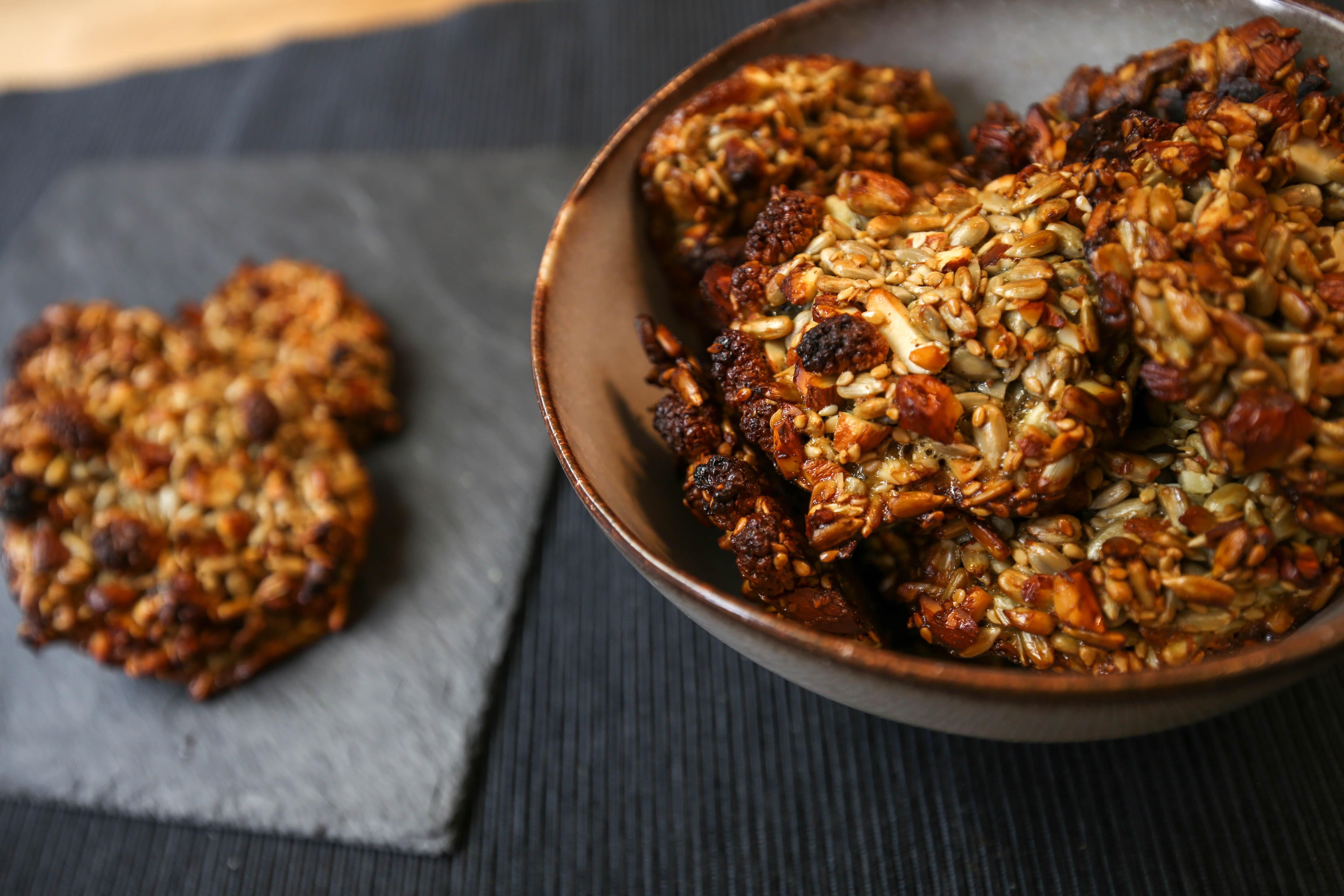 low carb superfood cookies