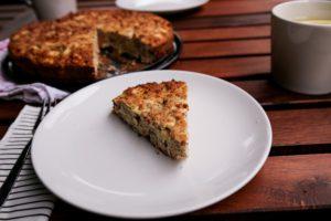 Gesunde Snacks: lc-Apfelkuchen