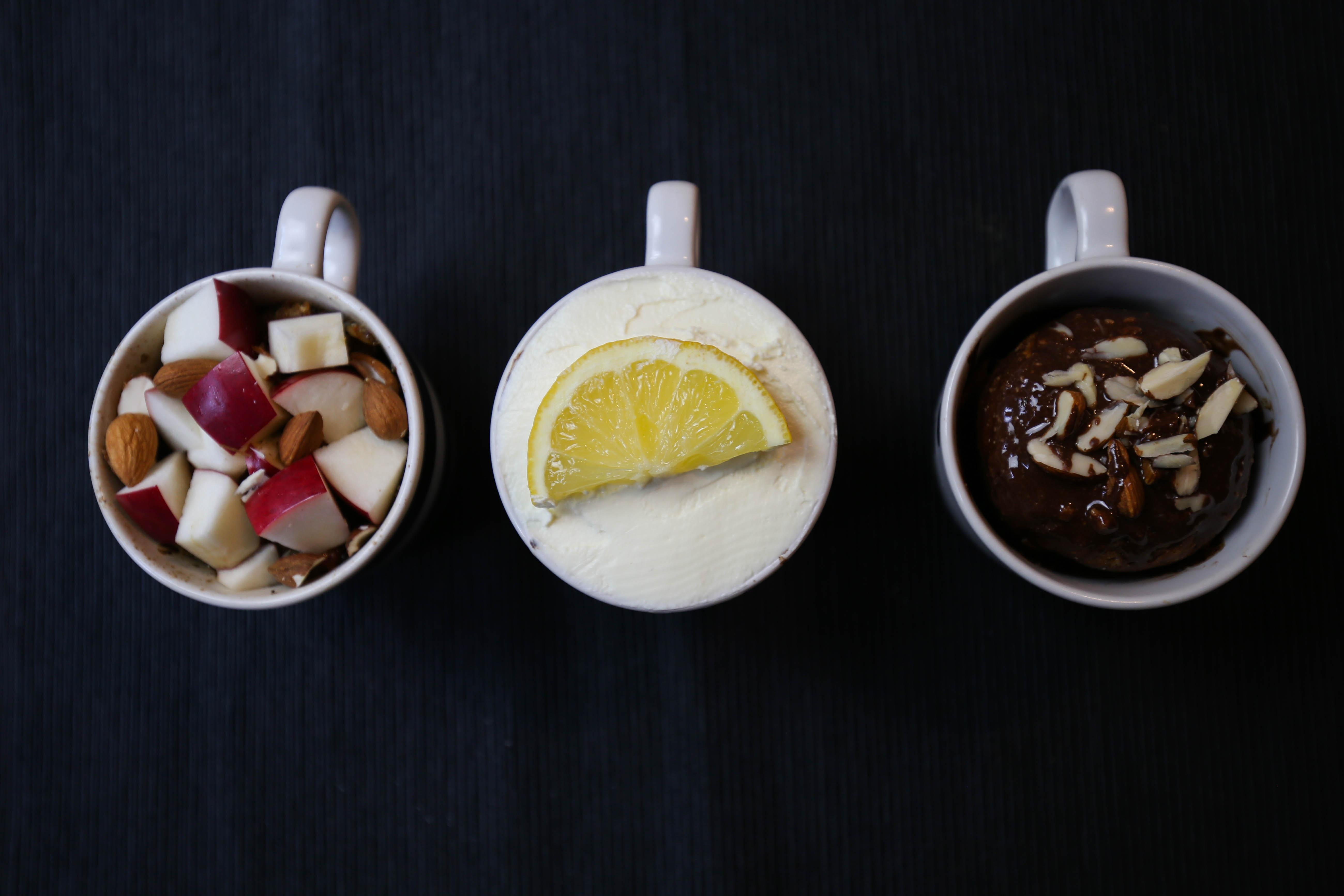 Rezept: gesunde Tassenkuchen