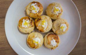 Gesunde Snacks: Zitronen-Muffins