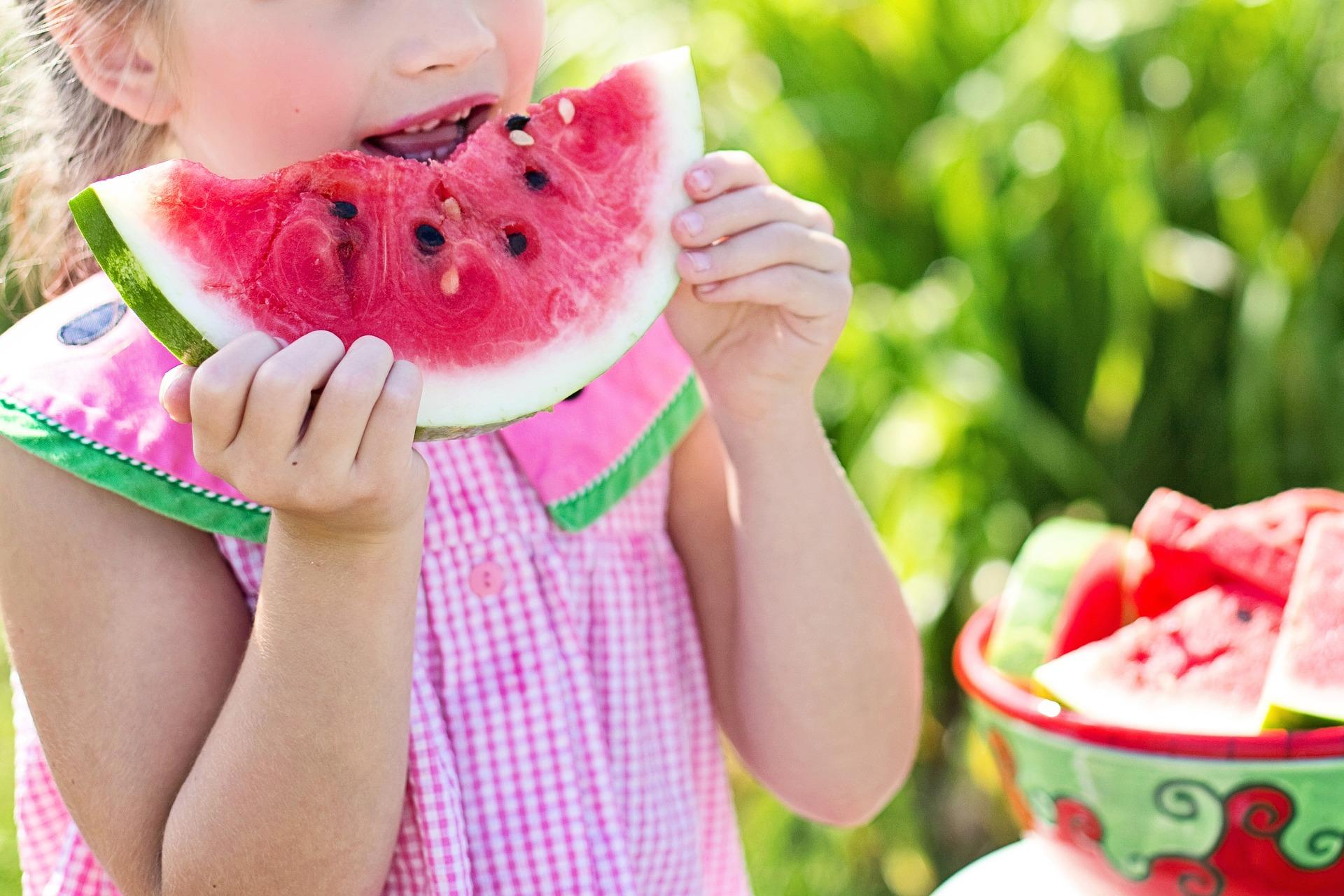 Healthy Hedonism: Essen Wassermelone