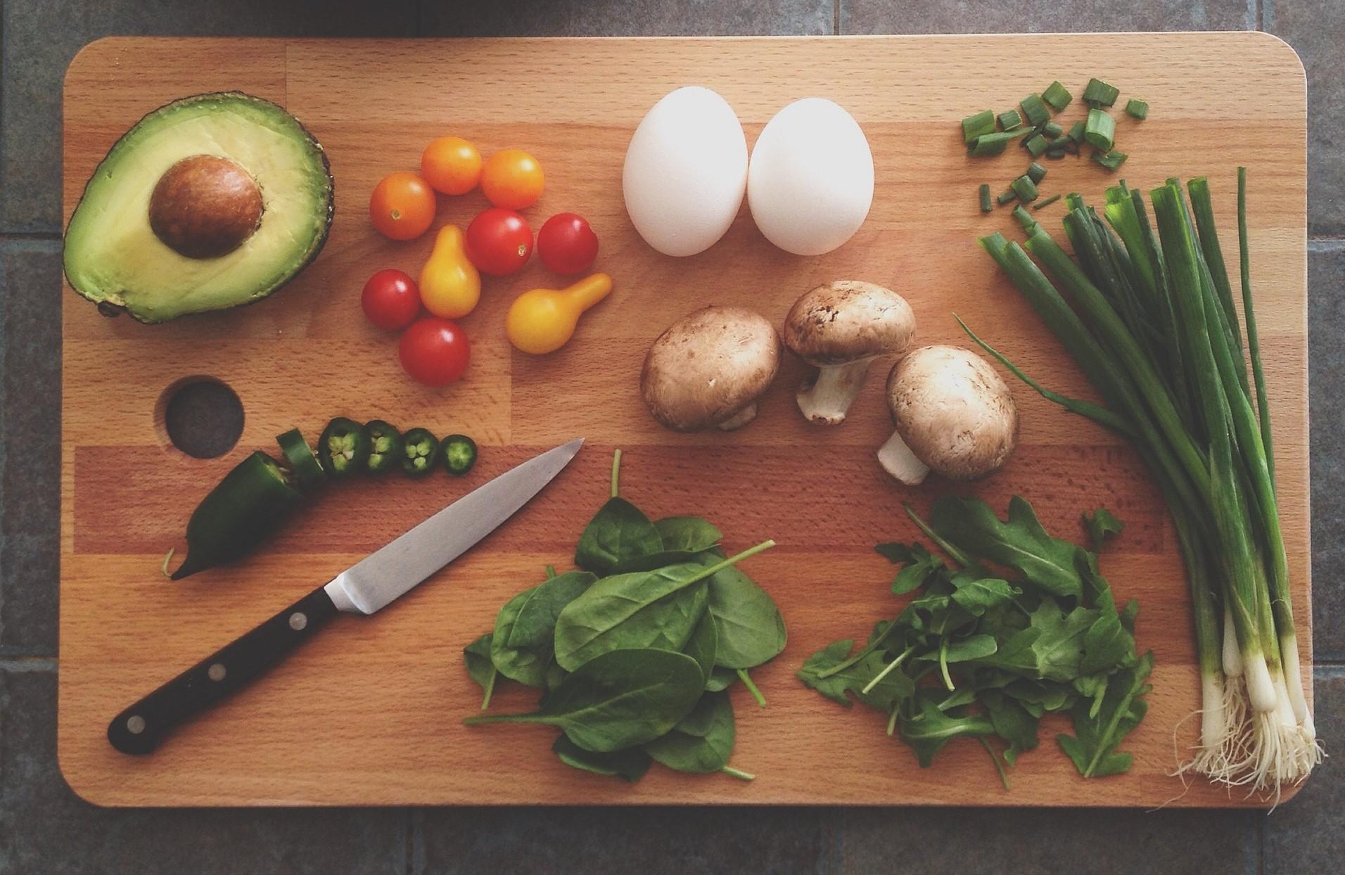 Low-Carb Wochenplan: Kochen