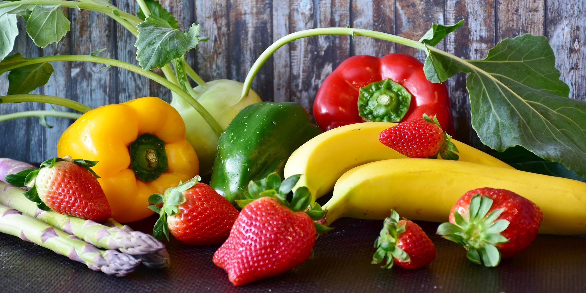 überreifes Obst und Gemüse: Übersicht