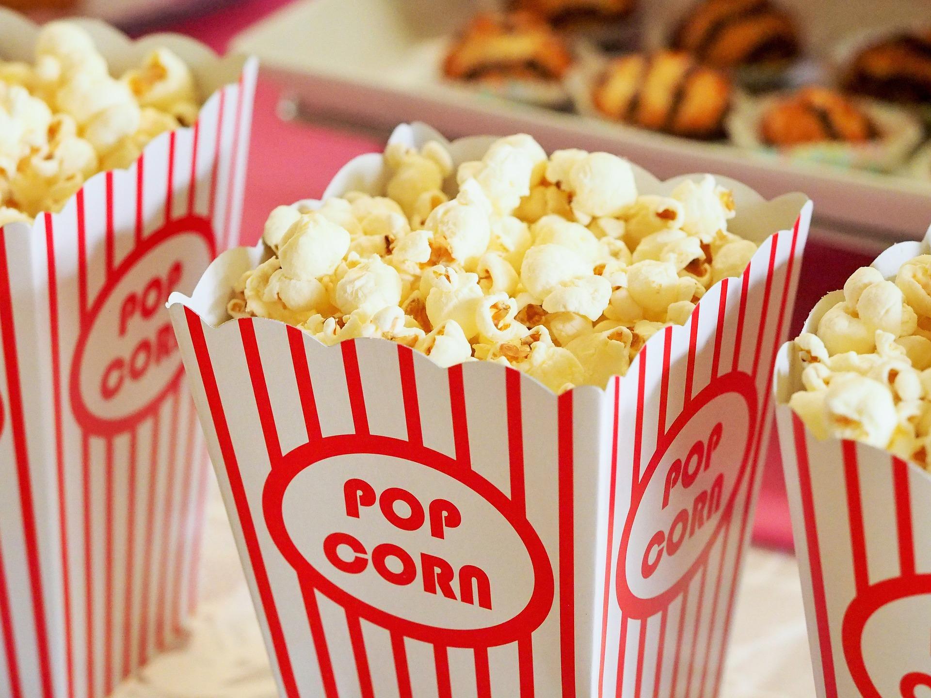 Popcorn: Titelbild