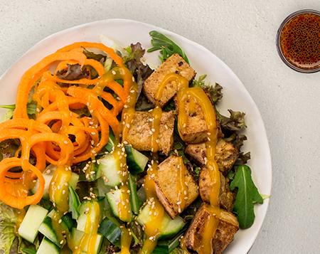 K5 Teriyaki Salat