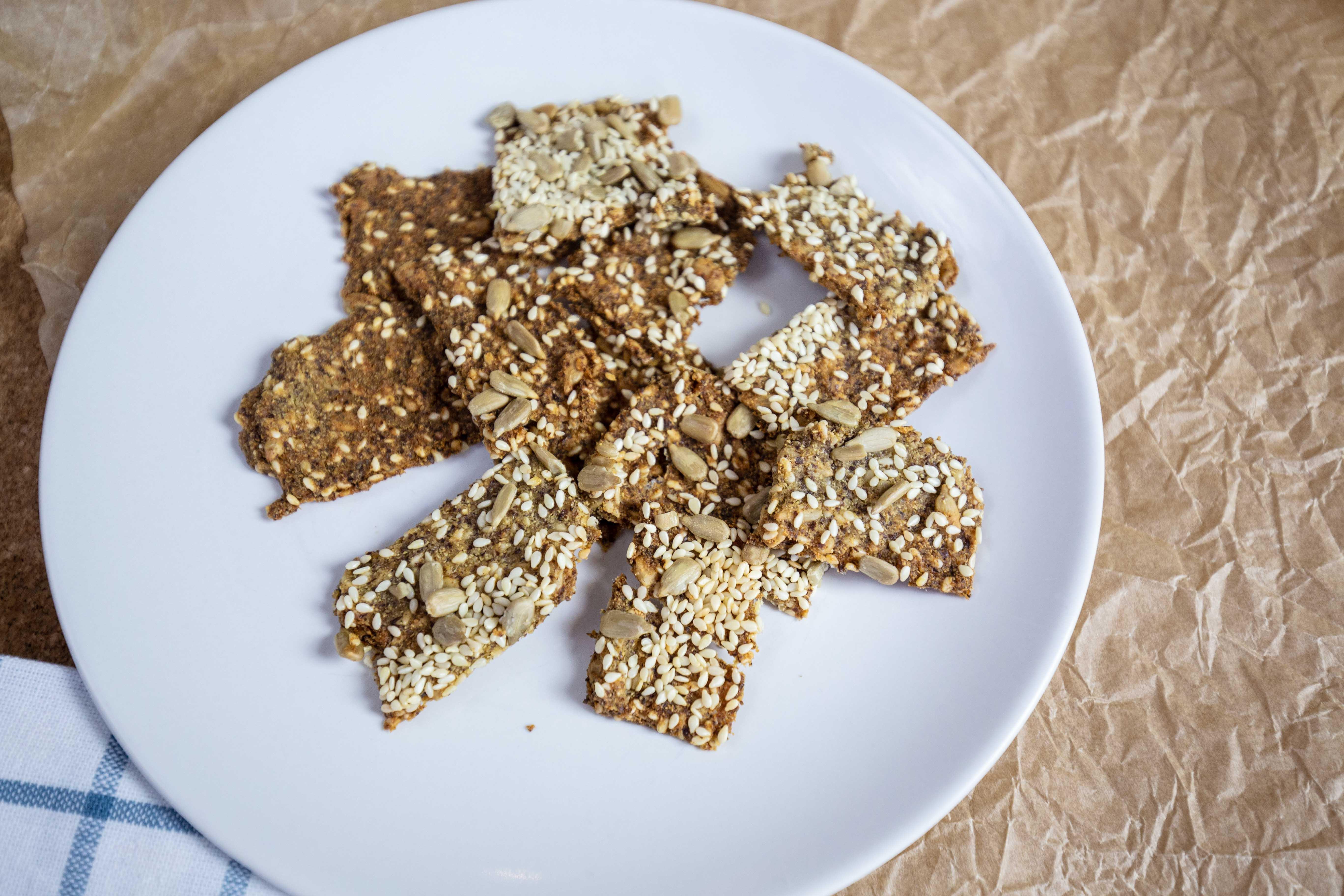 Saaten Cracker Titelbild
