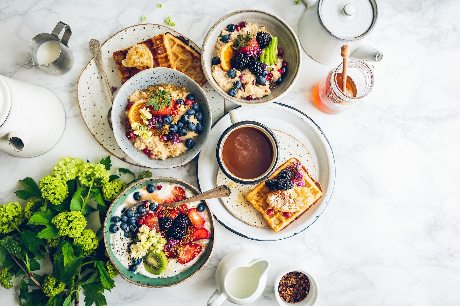 warm Frühstücken: Titelbild