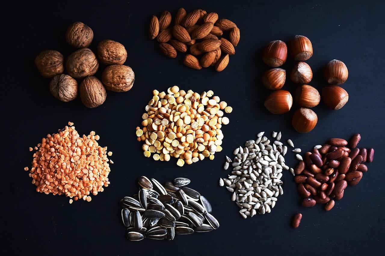 veganer Proteinlieferant