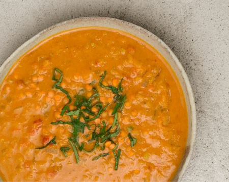 S1 Indische Linsen Suppe