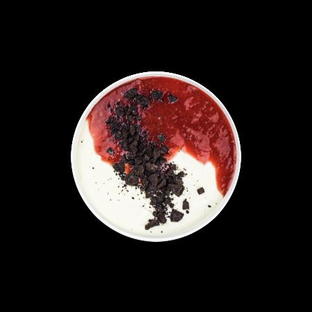 Strawberry Vanilla Cream