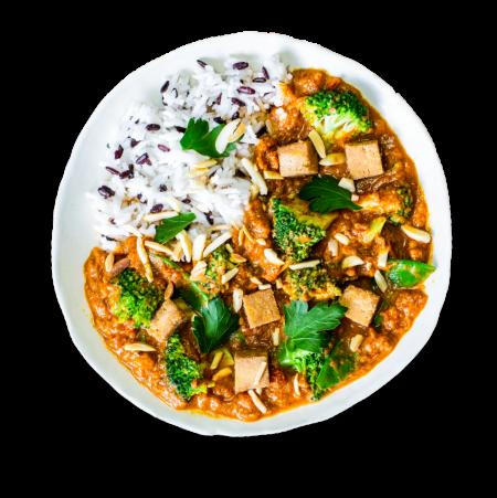 Butter Tofu Curry