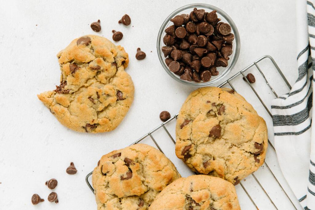 Ein glücklicker Zufall - die Food Story des Chocolate Chip Cookies
