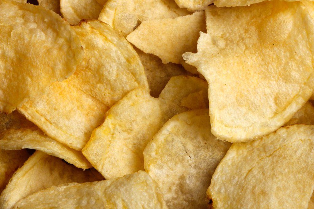 Kartoffelchips - eine Rache Food Story